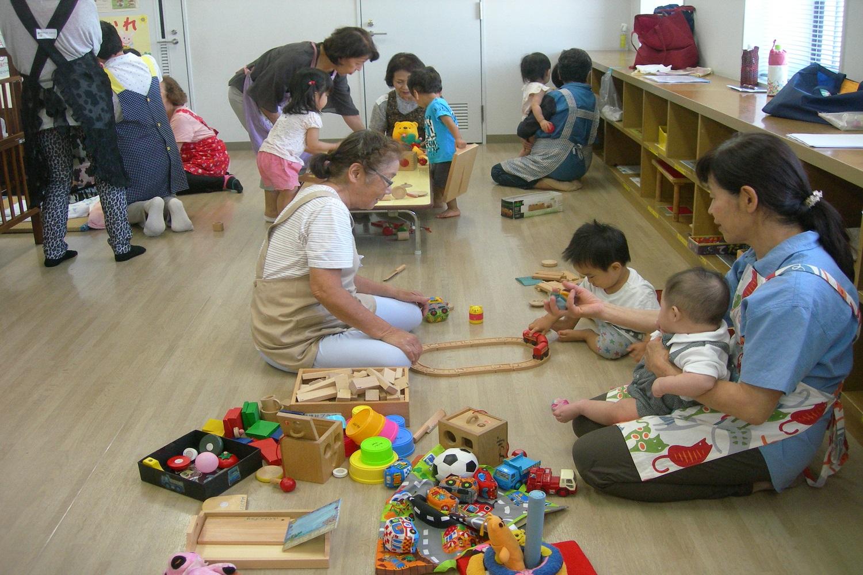 平成29年度第1回フォローアップ研修会「親子ふれあい講座」を開催しました