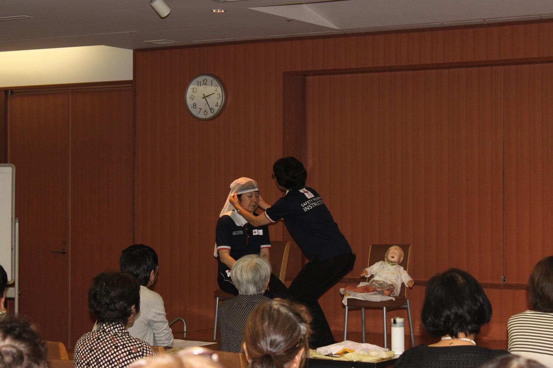 平成29年度第2回フォローアップ研修会「もしもの時のために!乳幼児の応急救護」を開催しました