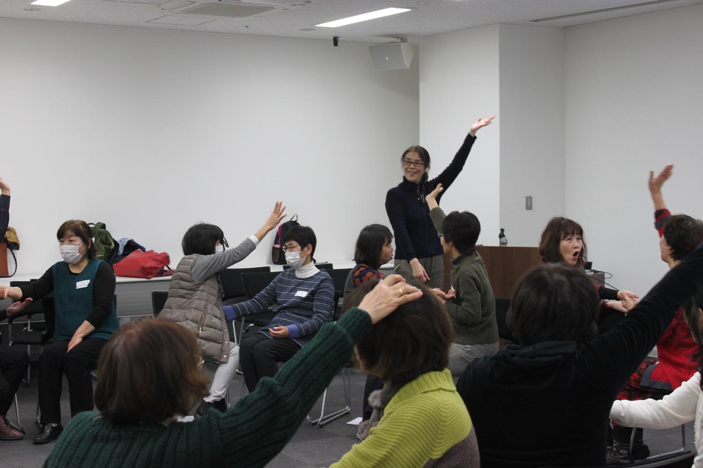 平成29年度認定者対象 フォローアップ研修会「遊びと製作講座」を開催しました