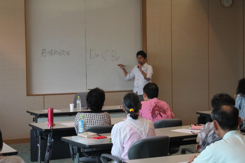 平成30年度第1回フォローアップ研修会「こころ育て講座」を開催しました