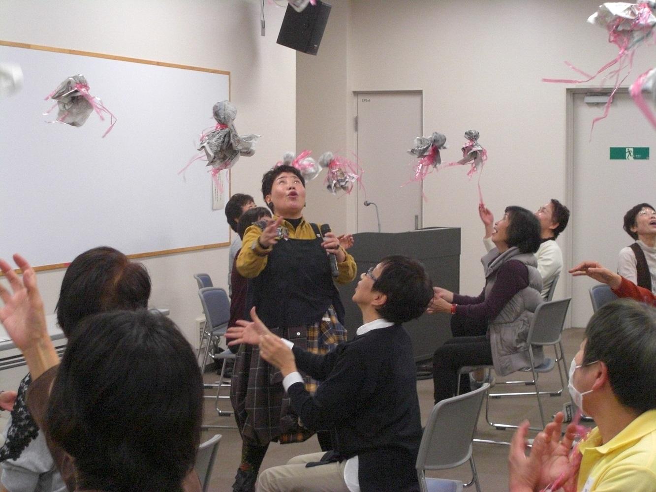 平成30年度第4回フォローアップ研修会「簡単・楽しい遊び講座」を開催しました。