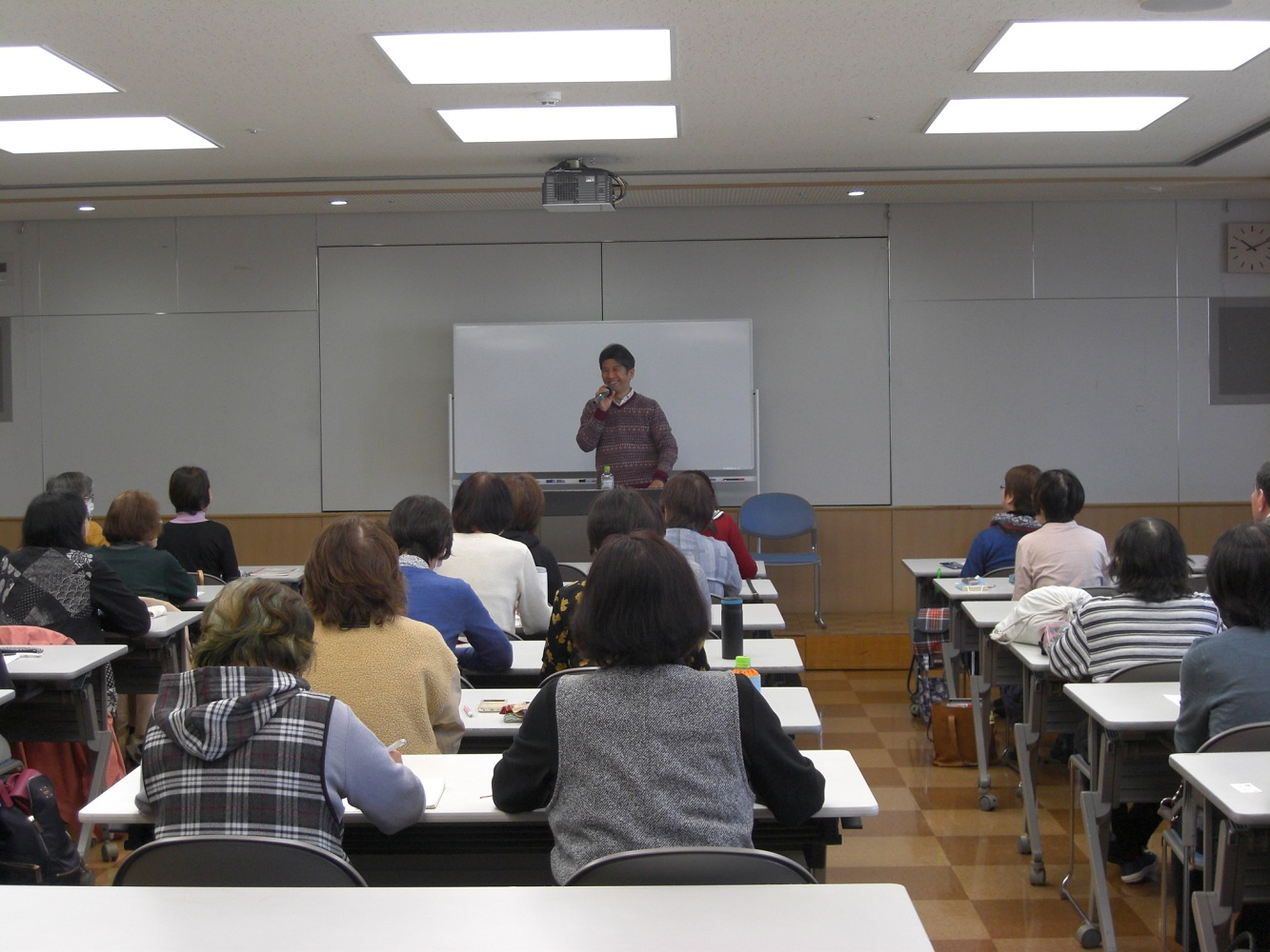 令和元年度第4回フォローアップ研修会「お母さん攻略法」を開催しました