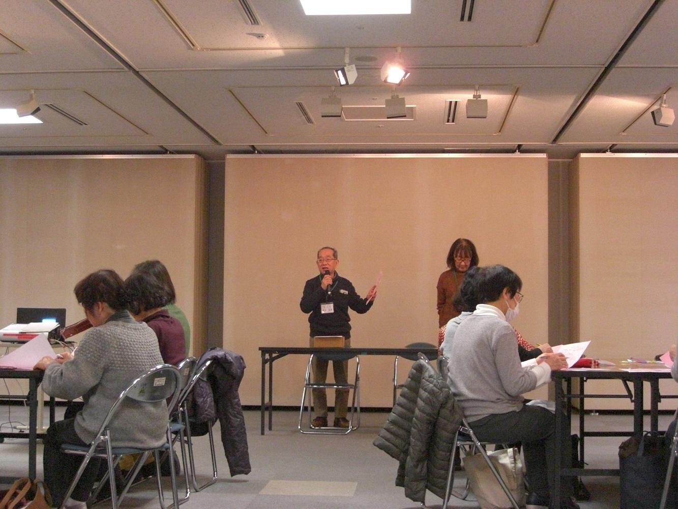令和元年度認定者を対象に「活動先との交流会」を福岡市ふくふくプラザで開催しました