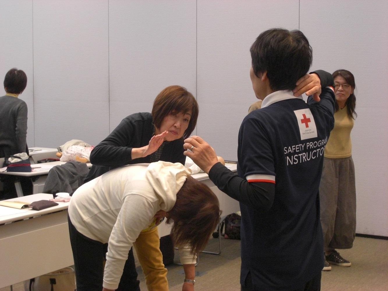 令和元年度第6回フォローアップ研修会「乳幼児のケガ・病気対応法」を開催しました
