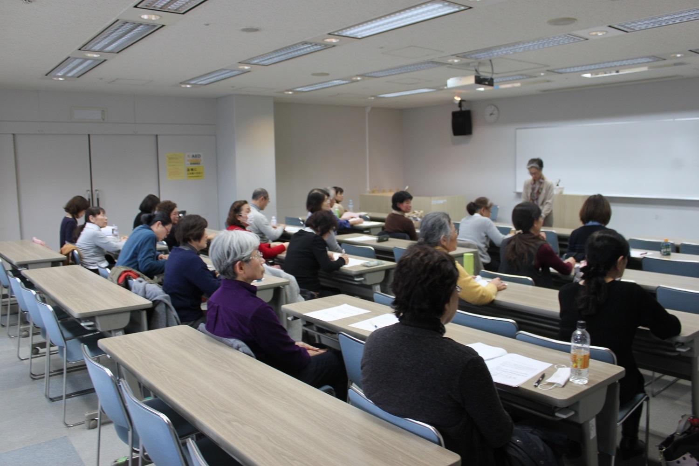 平成29年度第5回フォローアップ研修会「抱っこボランティア立ち上げ講座」を開催しました
